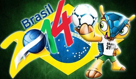 تعرف علي موعد بداية كأس العالم 2014 بالبرازيل