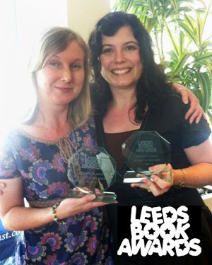 Double success for the EDGE at the LEEDS BOOK AWARDS