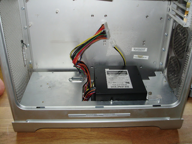 Build A New Pc In Old Emac Case