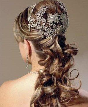 Hair Styles Zone Peinados De Novia Con Pelo Largo 2011