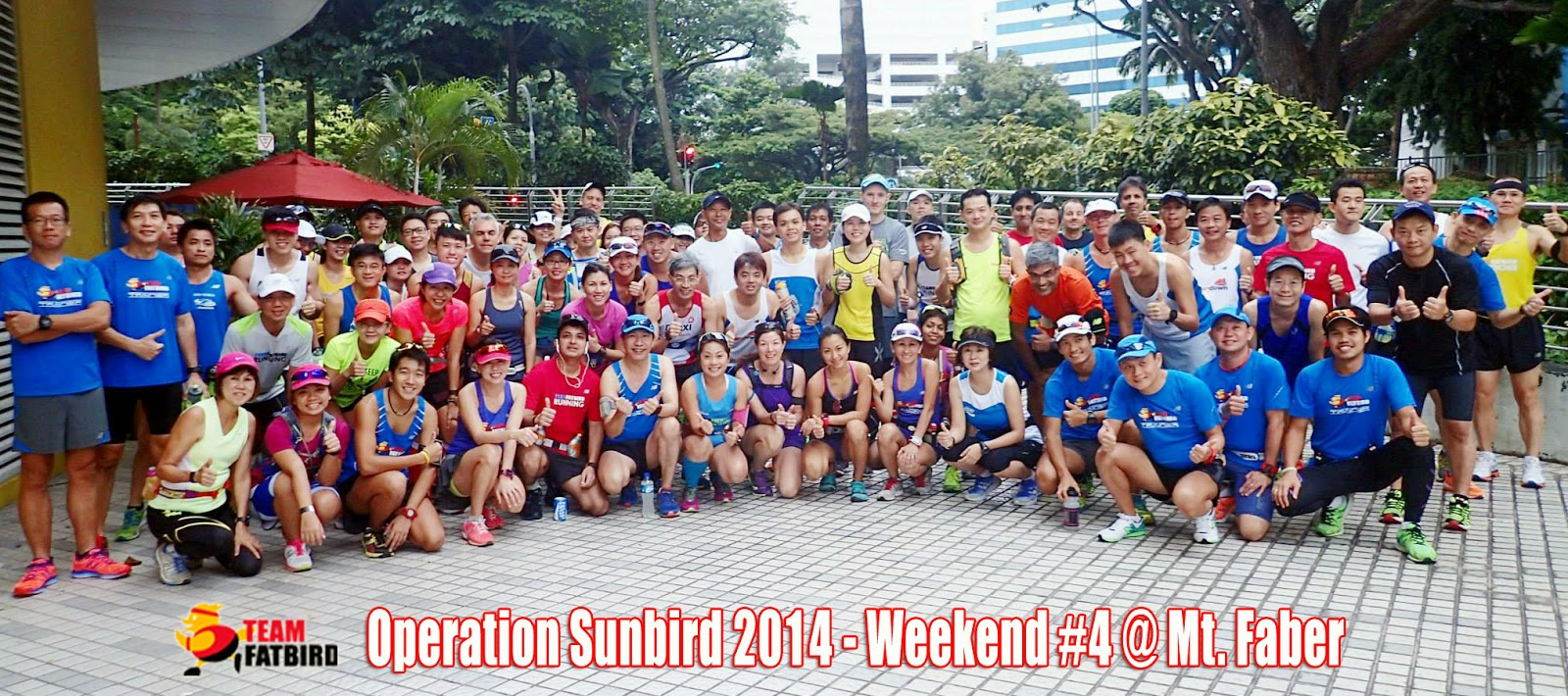 OSB Weekend #4: Sunbirds revisit the Western Hills