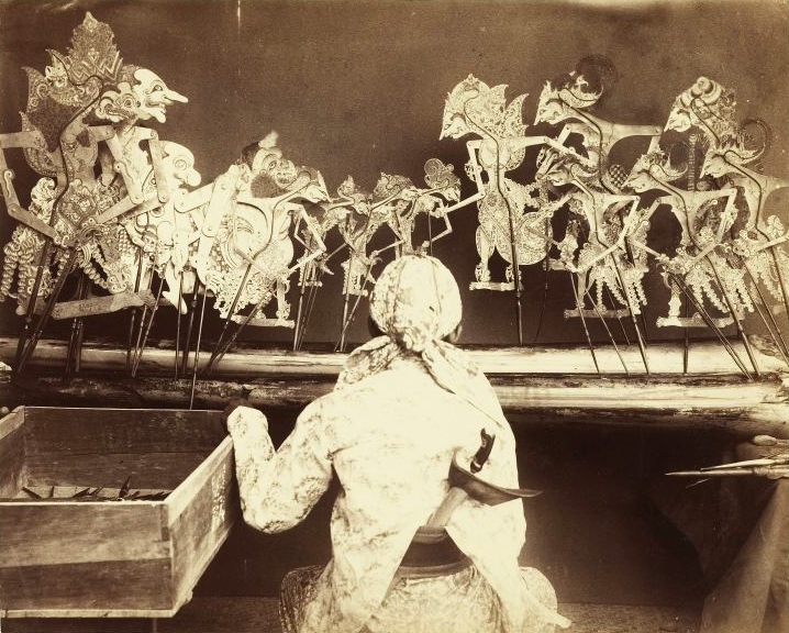 History of Wayang Kulit