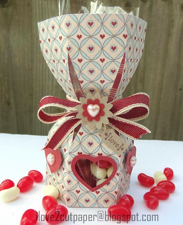 Valentine, Love, Gift Box, Hearts