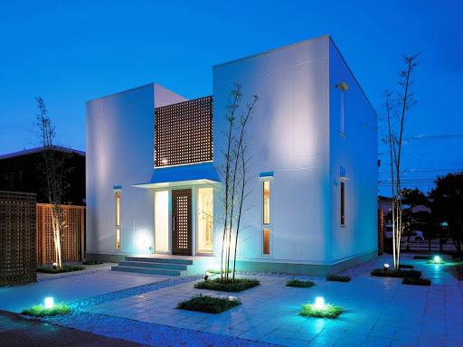 Modern Minimalist Exterior Home Designs