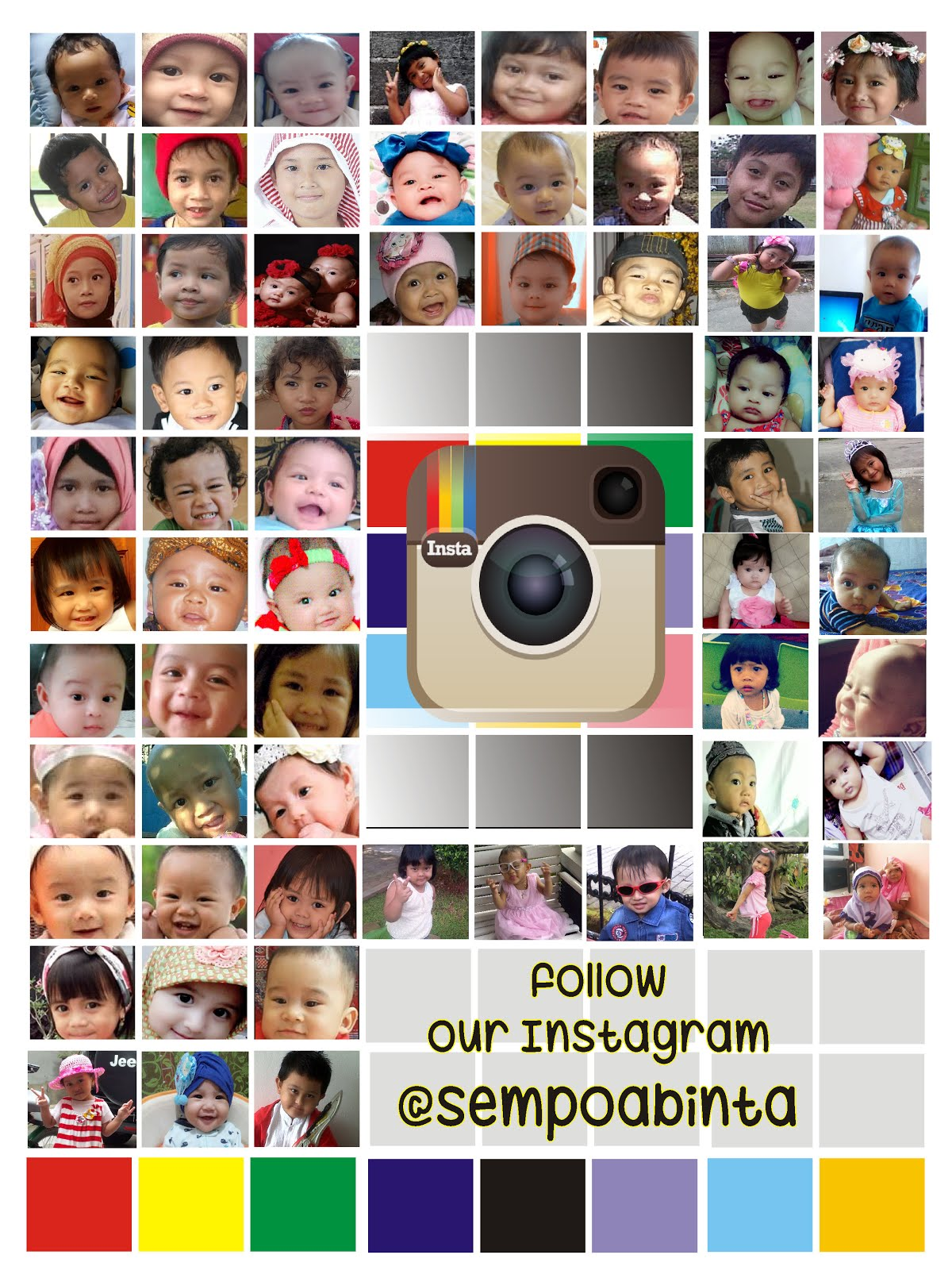Join our instagram