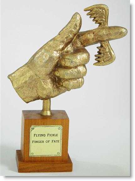 flying fickle finger