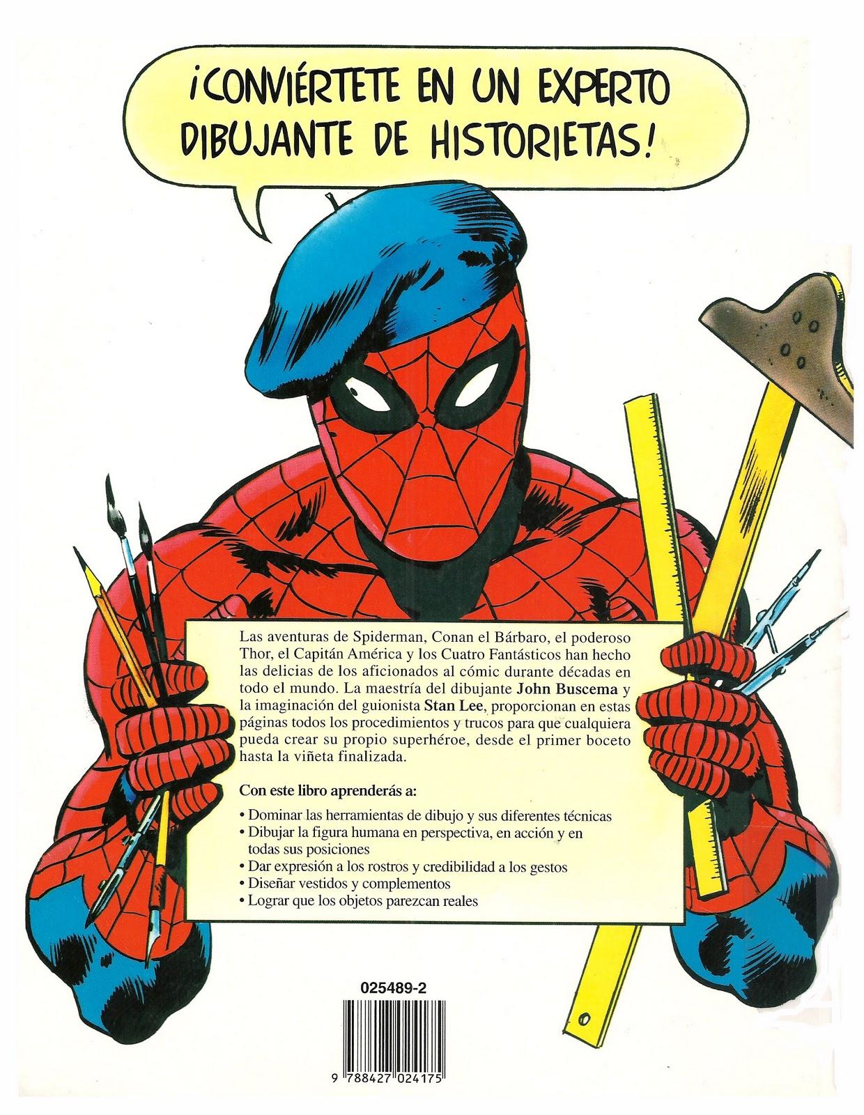 DIBUJANDO COMICS