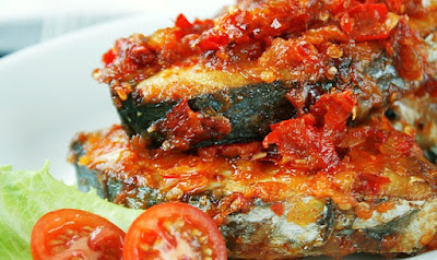 Resep Masakan Ikan Tongkol Goreng Balado