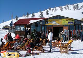 Σκι, διαμονή και φαγητό στη Βασιλίτσα: 87€ για 2 διανυκτερεύσεις των 2 ατόμων, από το 3days.gr