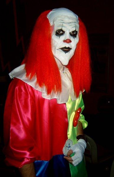 Scary clown fancy dress Butlins halloween  sc 1 st  A matter of choice & A matter of choice: October 2012