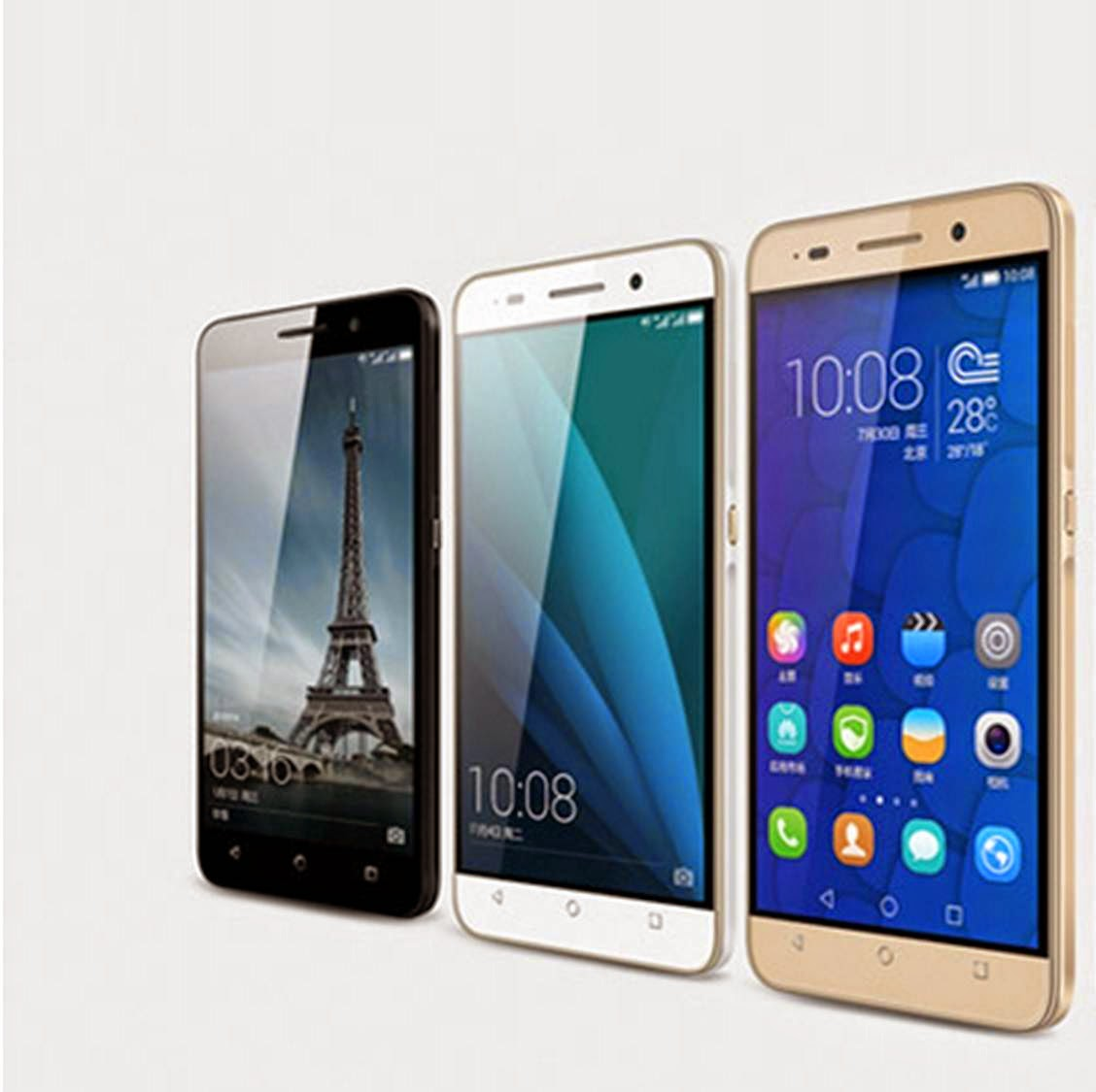 Huawei Honor 4C Smartphone 1 Jutaan Dengan Processor Octa