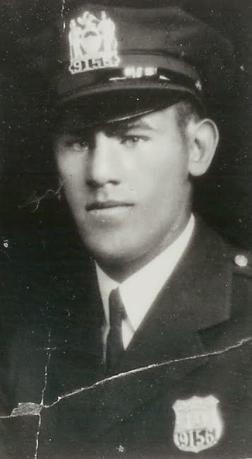Detective First Grade John T Flood - NYPD - My Father