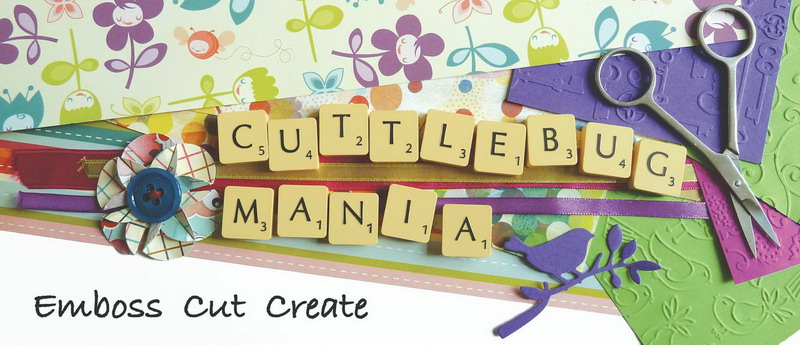 Cuttlebug Mania winner