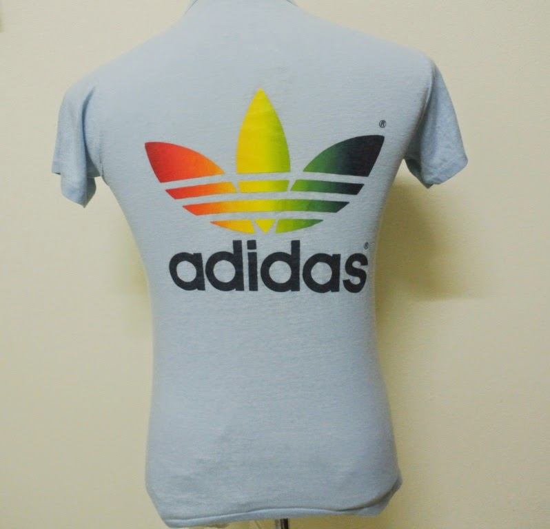 vintage adidas ringer t shirt