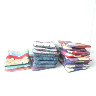 Fabric Card Sleeves