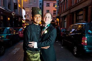 Gambar Ariff Alfian Rosli Kahwin Gay 3