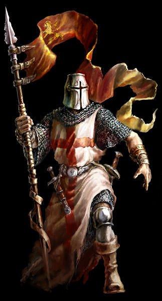 ABNEGADOS DA CRUZ DE SANGUE - Página 5 Cavaleiro_medieval