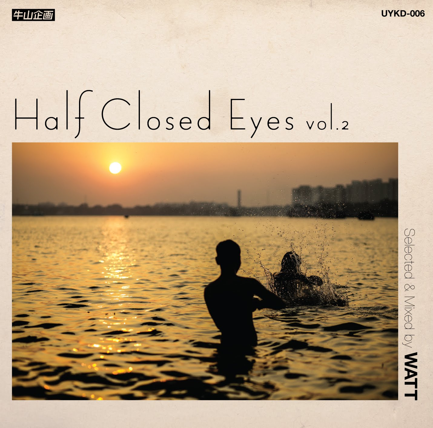 Half Closed Eyes Vol.2