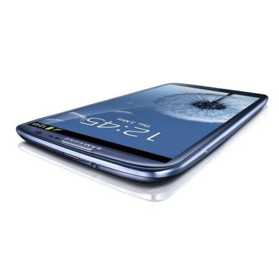 Samsung GALAXY S3 XXDLI1 Firmware