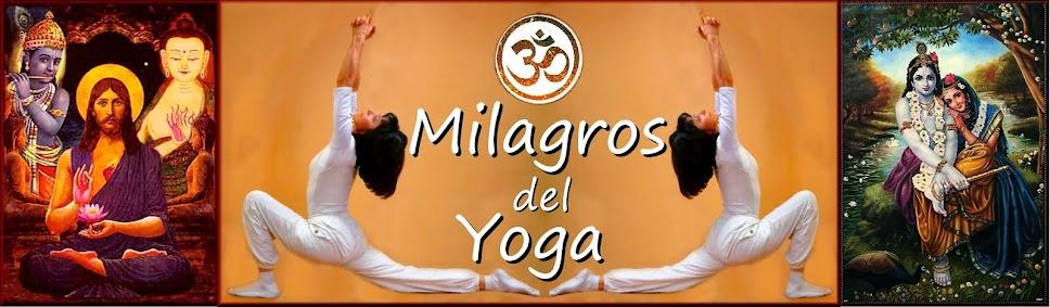 Milagros del Yoga