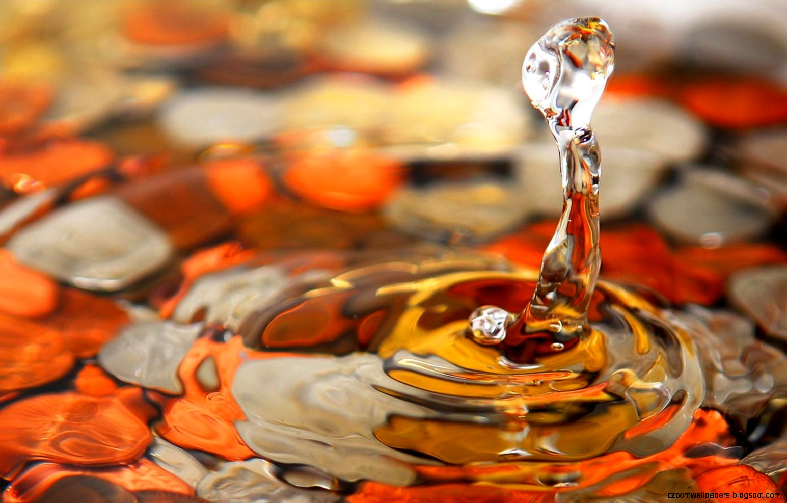 Water Drop HD Wallpapers