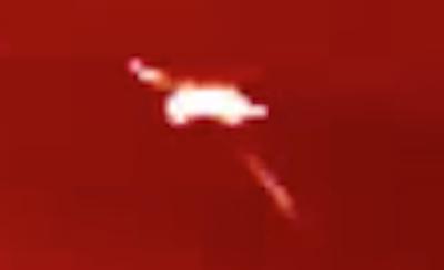 NASA Captures UFO Shooting At Comet 2015, UFO Sighting News