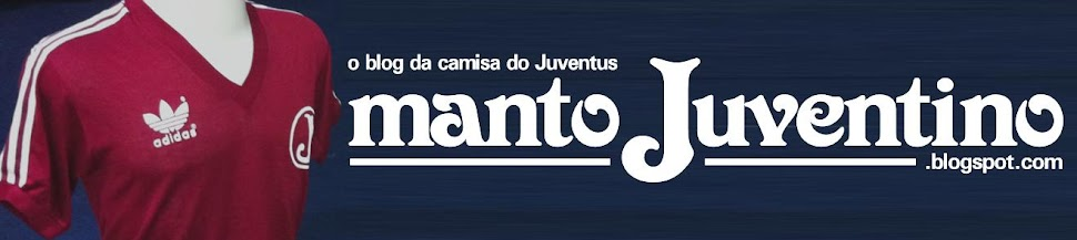 Manto Juventino - As camisas do Clube Atlético Juventus