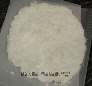 Manualeando: Tutorial azúcar perlado