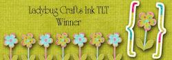 Ladybug Ccrafts and Ink Challenge