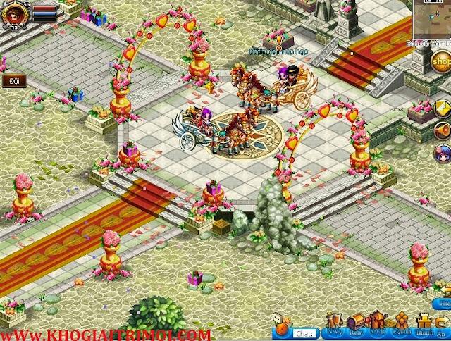 Sự kiện phụ bản Mạc Nhật trong game Phong Vân Truyền Kỳ