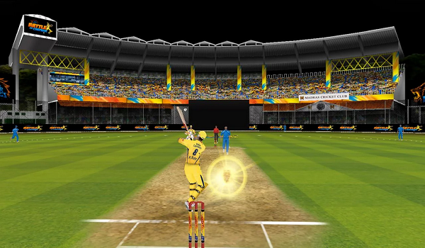 Chennai Super Kings Battle of Chepauk is a fun to play cricket game ...