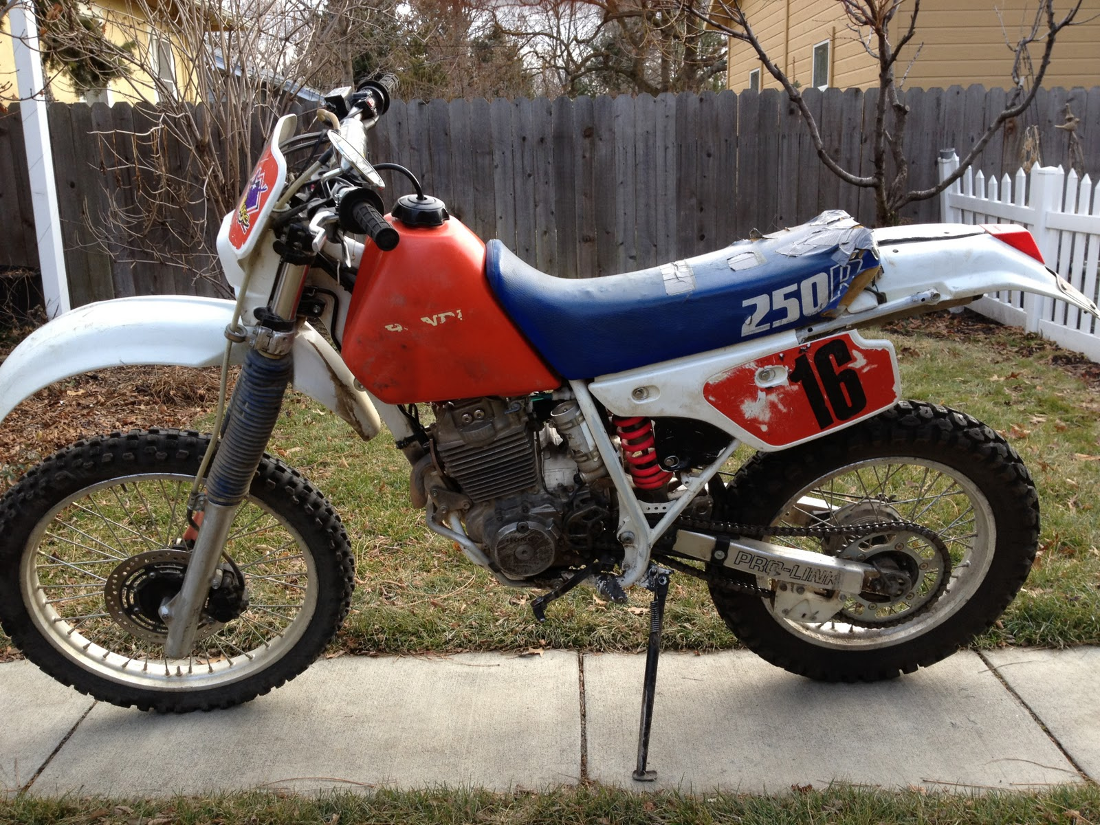 Every Honda Xr250r Dirt Bike For Sale.html | Autos Weblog