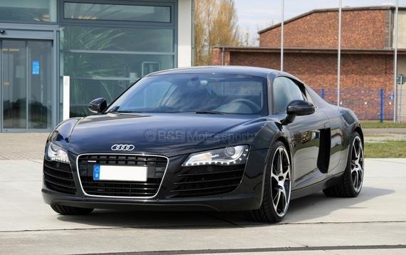 Audi Sports Car Black