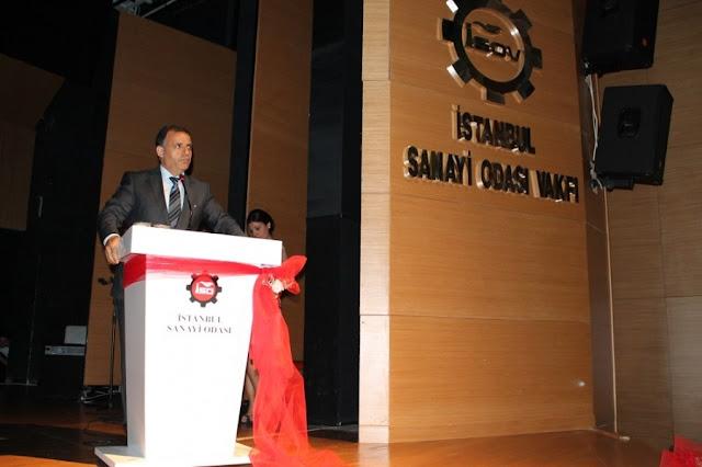 İstanbul Sanayi Odası Vakfı Bursu