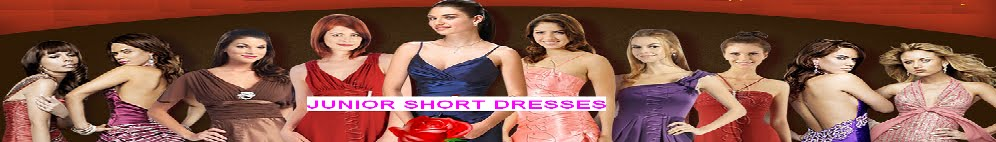 Junior Short Dresses