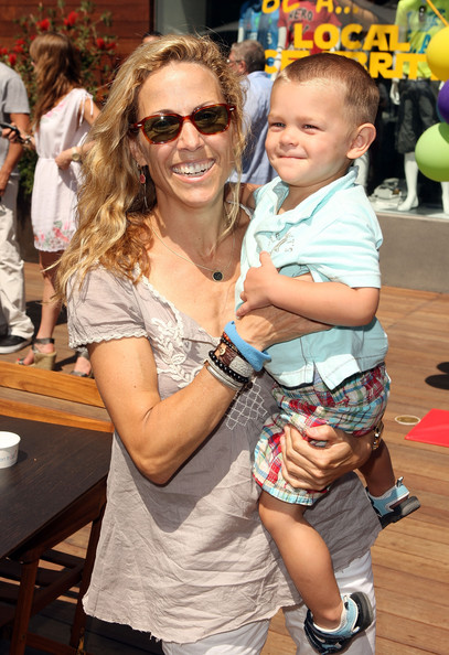 Sheryl Crow adopted her son Wyatt
