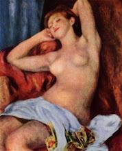 La mujer durmiente