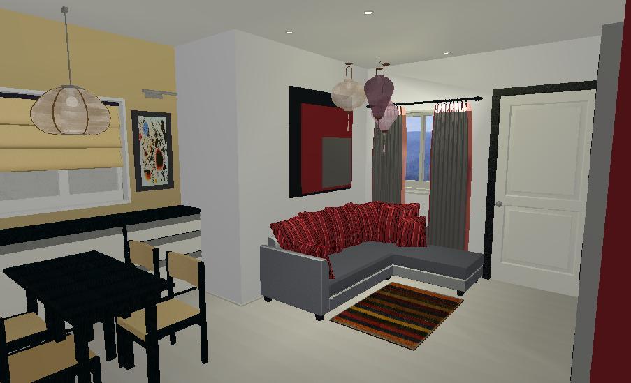 Modern Chec Interior Designs Al Teo Designs Mr Dennis Castillo