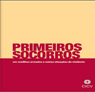 MANUAL DE PRIMEIROS SOCORROS DA CRUZ VERMELHA