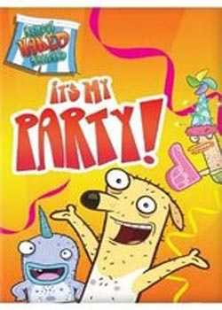 Almost Naked Animals: It's My Party (2012)