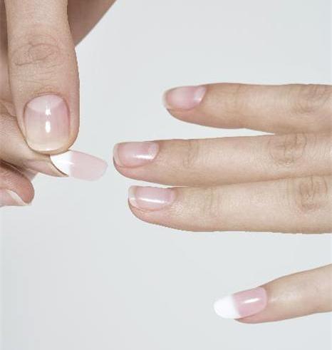 digesting fat nail