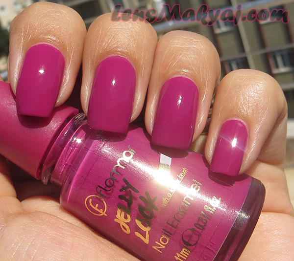 Flormar Jelly Look Ruby
