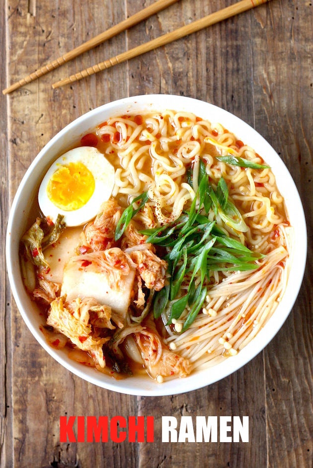 Easy kimchi ramen season with spice easy kimchi ramen by seasonwithspice forumfinder Images