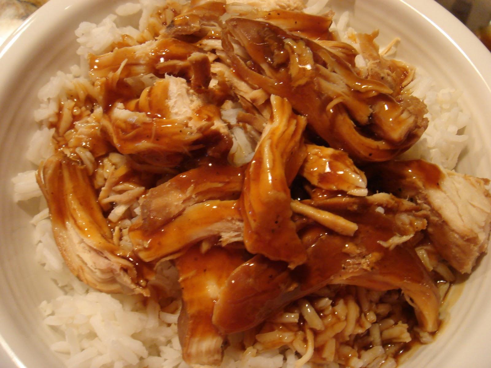 whatcha cookin crock pot teriyaki chicken