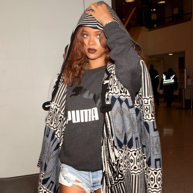 Rihanna x Puma Forever faster melbourne fashion
