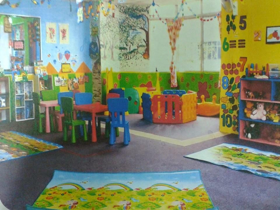 Panduan asuhan dan didikan kanak kanak tip keselamatan di for Contoh lukisan mural tadika