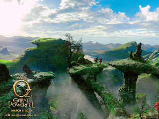 Oz the Great and Powerful wallpapers 005