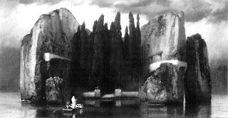 Arnold Böcklin, La isla de los muertos (1884)