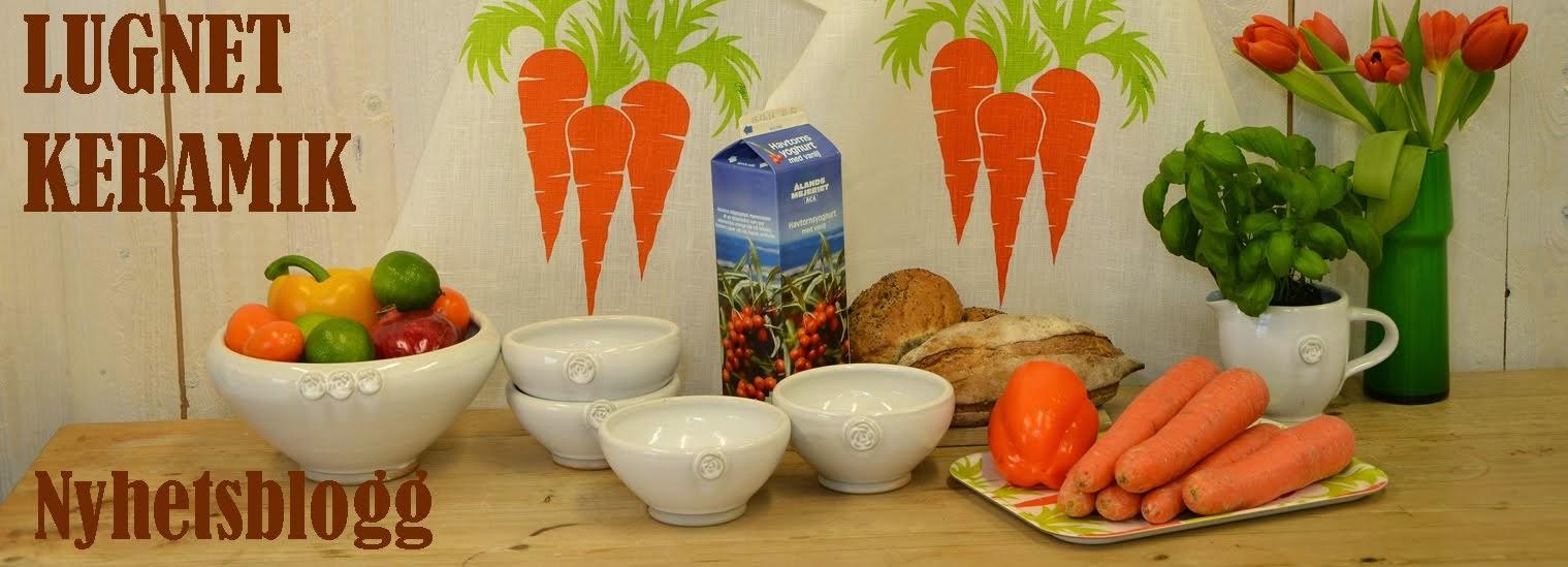 Lugnets keramikblogg