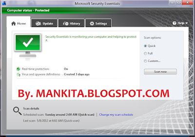 antivirus mse windows 8